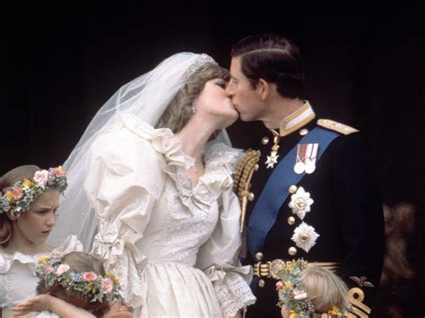 Prince Charles and Princess Diana's Royal Wedding 35 Years