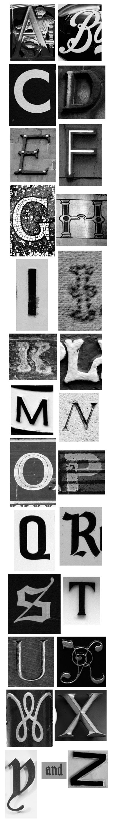 London and Windsor Alphabet