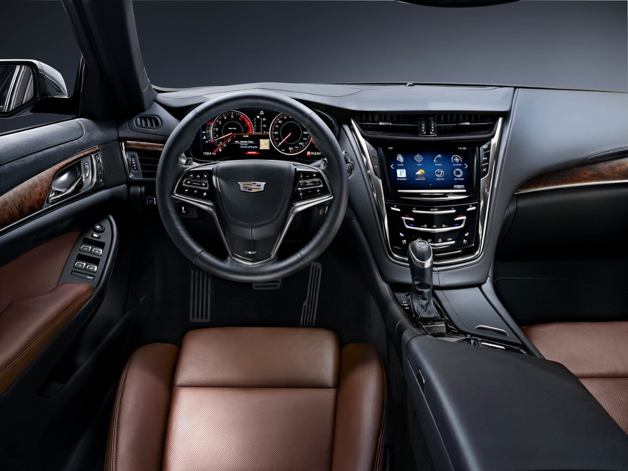 2016 Cadillac CTS Updates Detailed - autoevolution