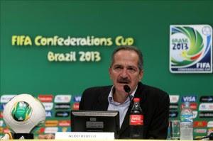 El ministro de Deportes de Brasil, Aldo Rebelo. EFE