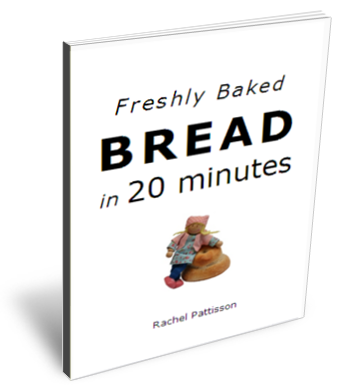 bread in 20 mins