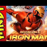 Invincible Iron Man Comics in Hindi Marvel Comics Explained in Hindi