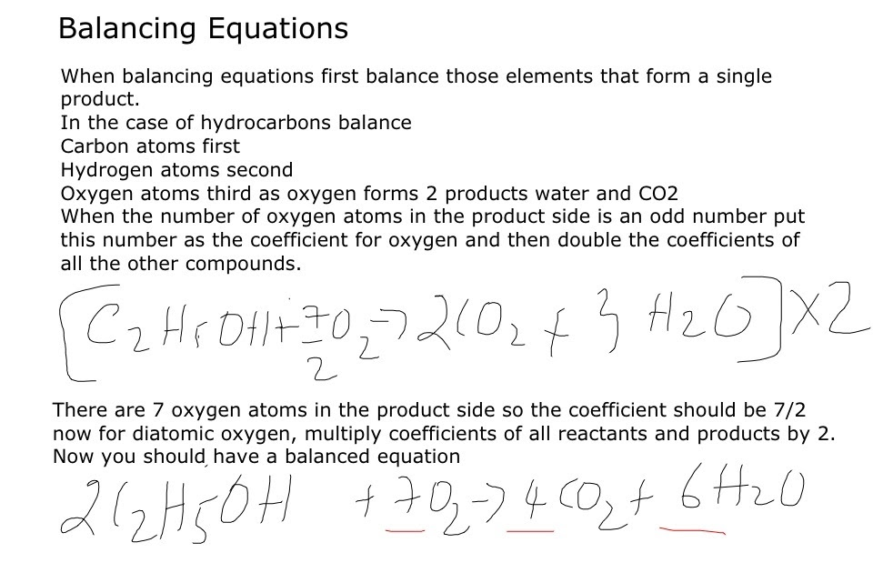 33 Balancing Equations Worksheet Answer Key - Free ...