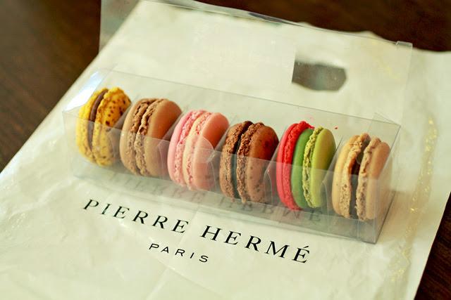 Pierre Hermé's Macarons