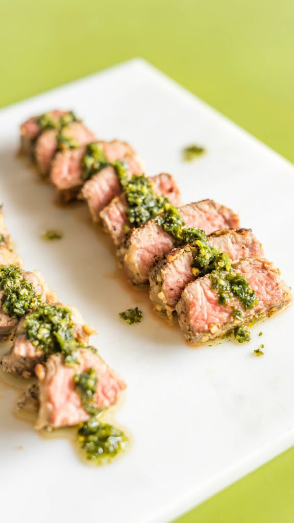 Sous Vide Tri-Tip Steak - A Duck's Oven