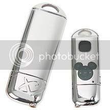 Mickey Digital Mix Sticks MP3 Player