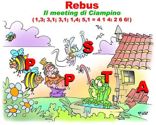 SatiRebus 12 - Ciampino meeting