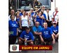 Itupeva participa da 1ª Olimpíada da Melhor Idade de Jarinu com 24 atletas na delegação