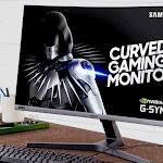 Samsung presenta un monitor de juego curvo de 27 pulgadas - Tecno Siglo