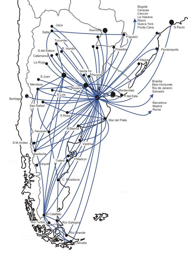 Resultado de imagen para El mercado se abrirá a nuevas aerolíneas de cabotaje