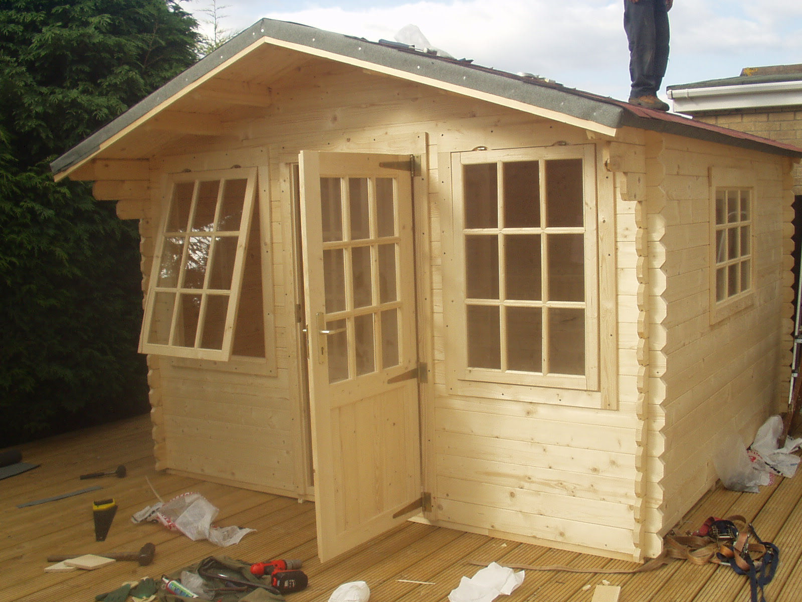 Homemade Garden Shed Plans Building A Storage Shed Ramp