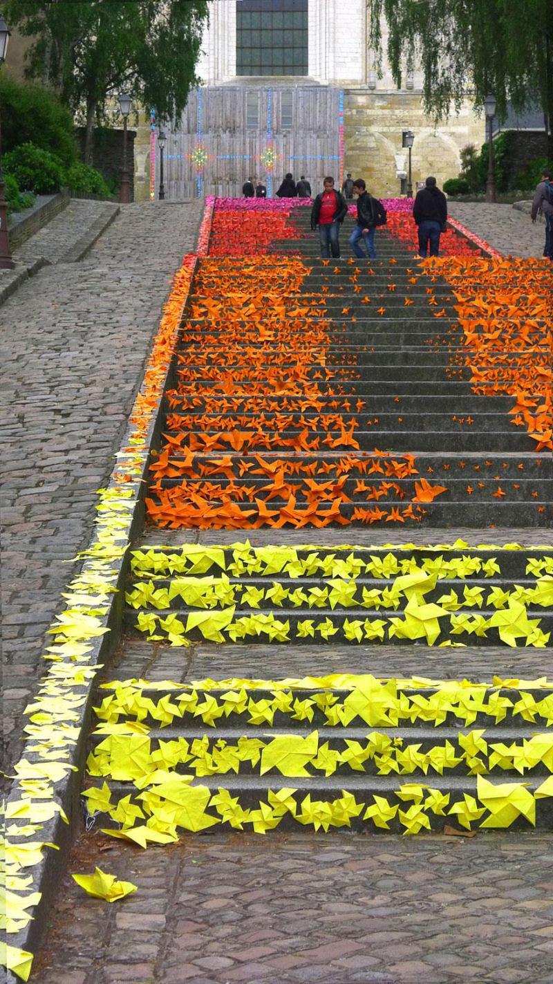 17 escadarias com as mais belas decorações urbanas do mundo 14