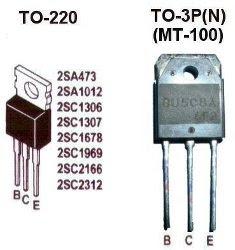 caixas transistor