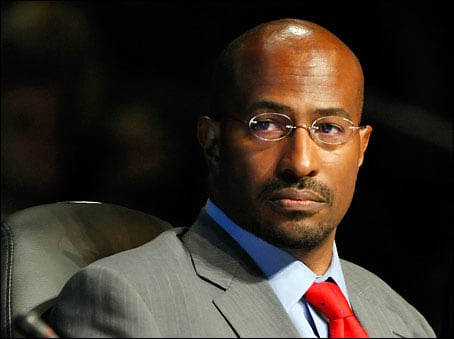 Image result for Picture of Van Jones