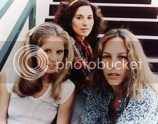 Lynda, Annie, Laurie