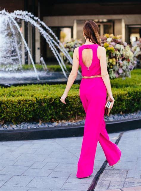 1000  ideas about Pink Jumpsuit on Pinterest   Jumpsuits