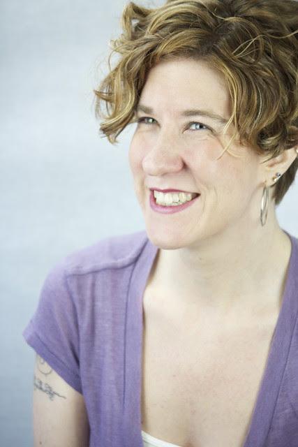 Jennifer Baird headshots by Elizabeth McQuern