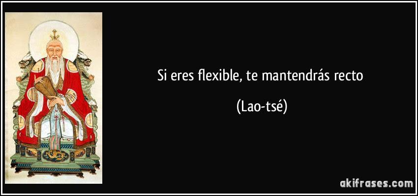 Frase de Lao-Tsé