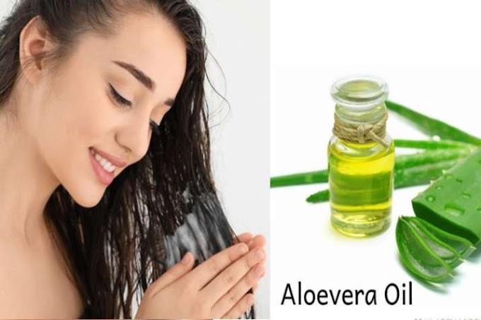 बाल होंगे दोगुनी तेजी से घने और लंबे, बस लगाएं घर पर बना एलोवेरा तेल