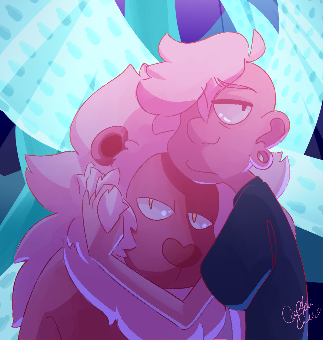 the pink boizz
