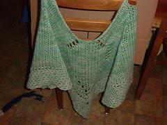 Cape Cod shawl