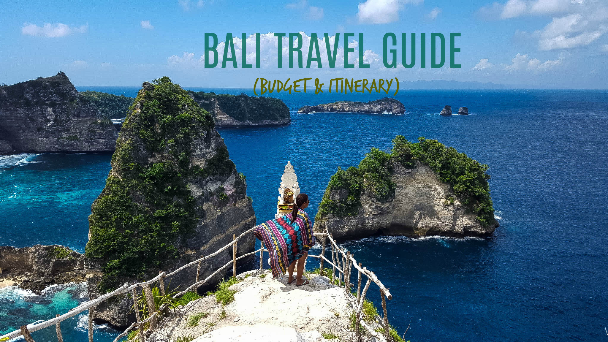 BALI TRAVEL GUIDE BLOG 2017 (ITINERARY + BUDGET) - The ...