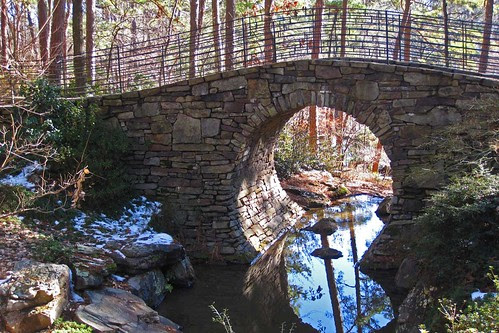 Full Moon Bridge