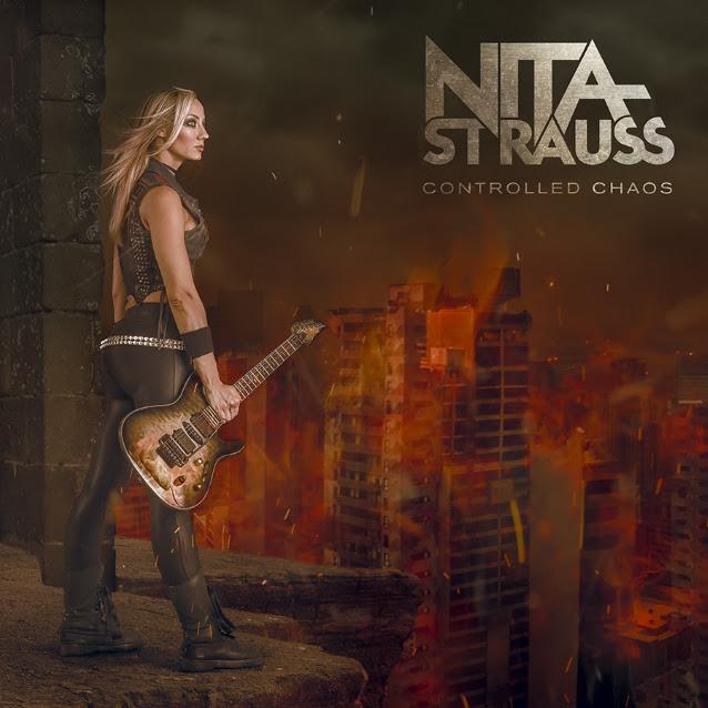Αποτέλεσμα εικόνας για controlled chaos nita strauss