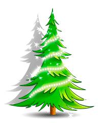 pretty christmas tree