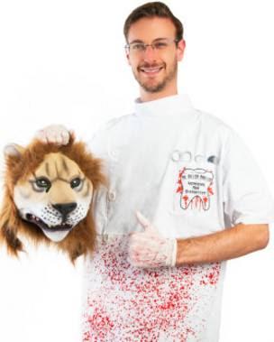 Disfraz de Cecil