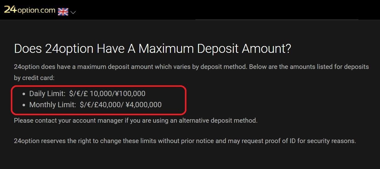 forex lose more than deposit