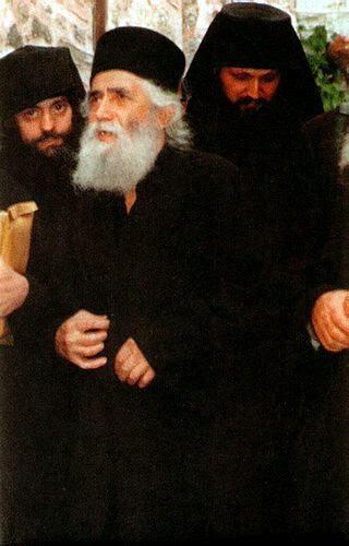 Fr. Paisios - Mount Athos (4)