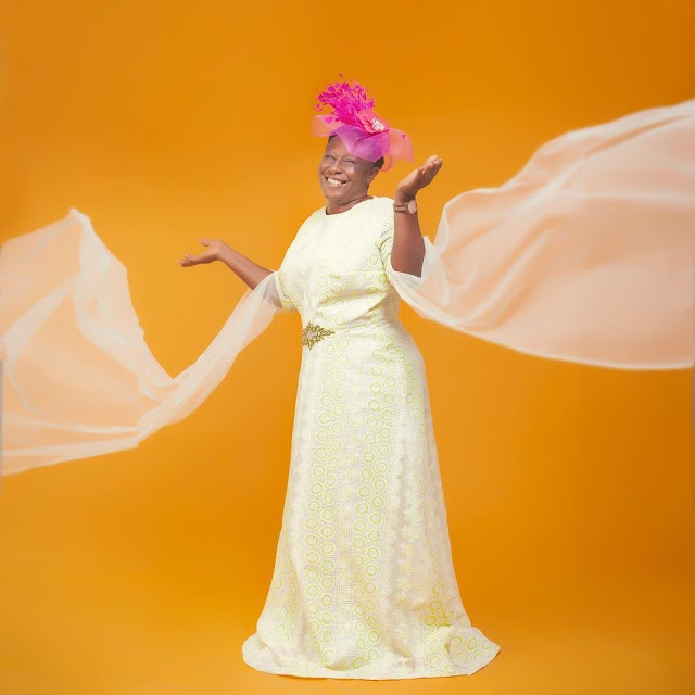 A-List Actress, Patience Ozokwor Celebrates Her 60th Birthday With Beautiful Photos