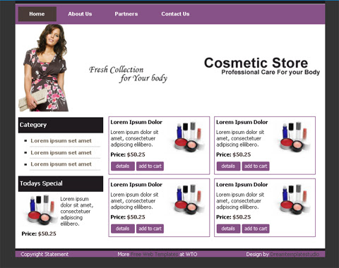 online cosmetic store in Portugal