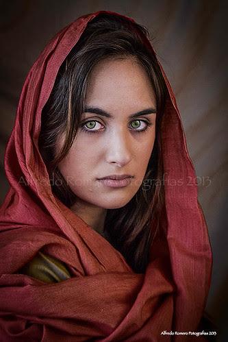 Me perdi en tus ojos by Alfredo Romero Fotografias 