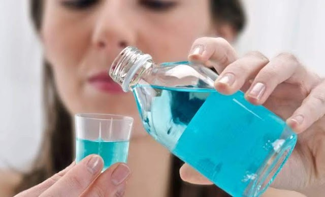 Can mouthwashes be useful in fighting coronavirus ?
