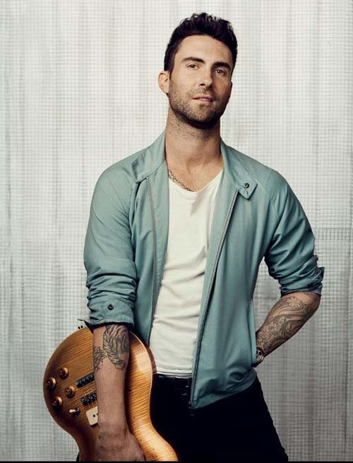 Details - June/July 2012, Adam Levine