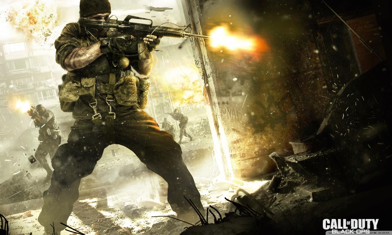 Call Of Duty Black Ops Ultra Hd Desktop Background Wallpaper For