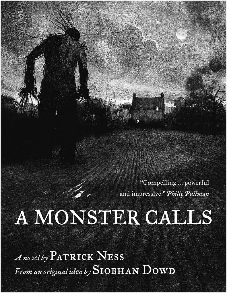 A Monster Calls - Cover