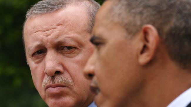 Κωμωδία με Ερντογάν να παριστάνει τον… «Σταυροφόρο»!