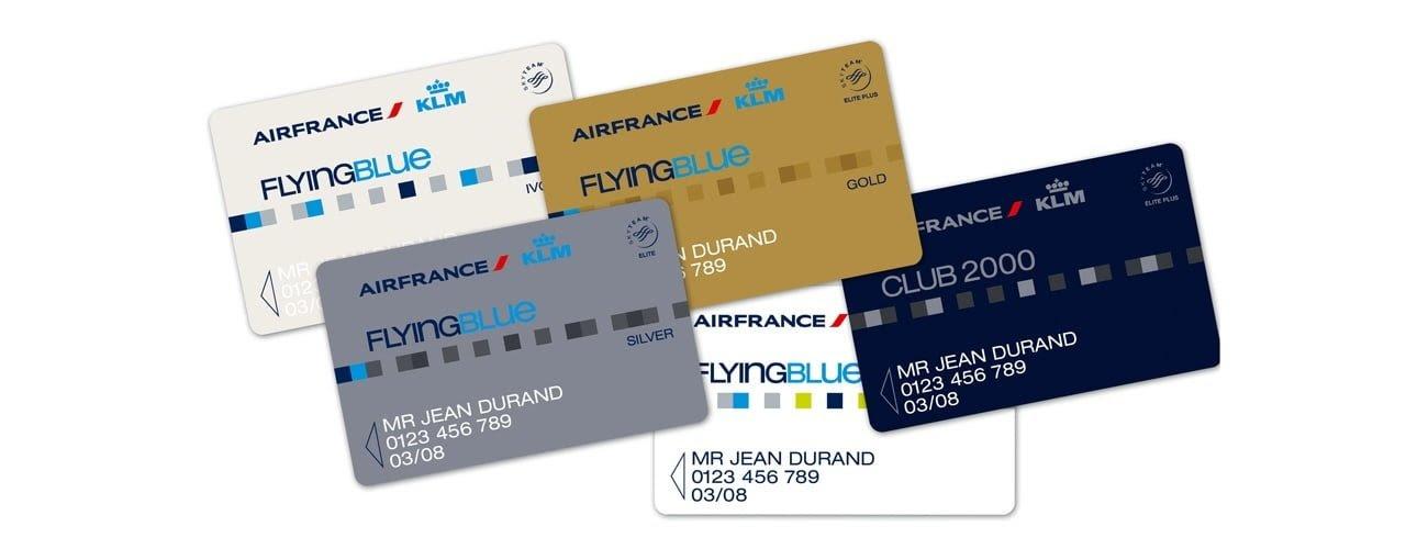 Carte Flying Blue Ivory.Carte Flying Blue Carte