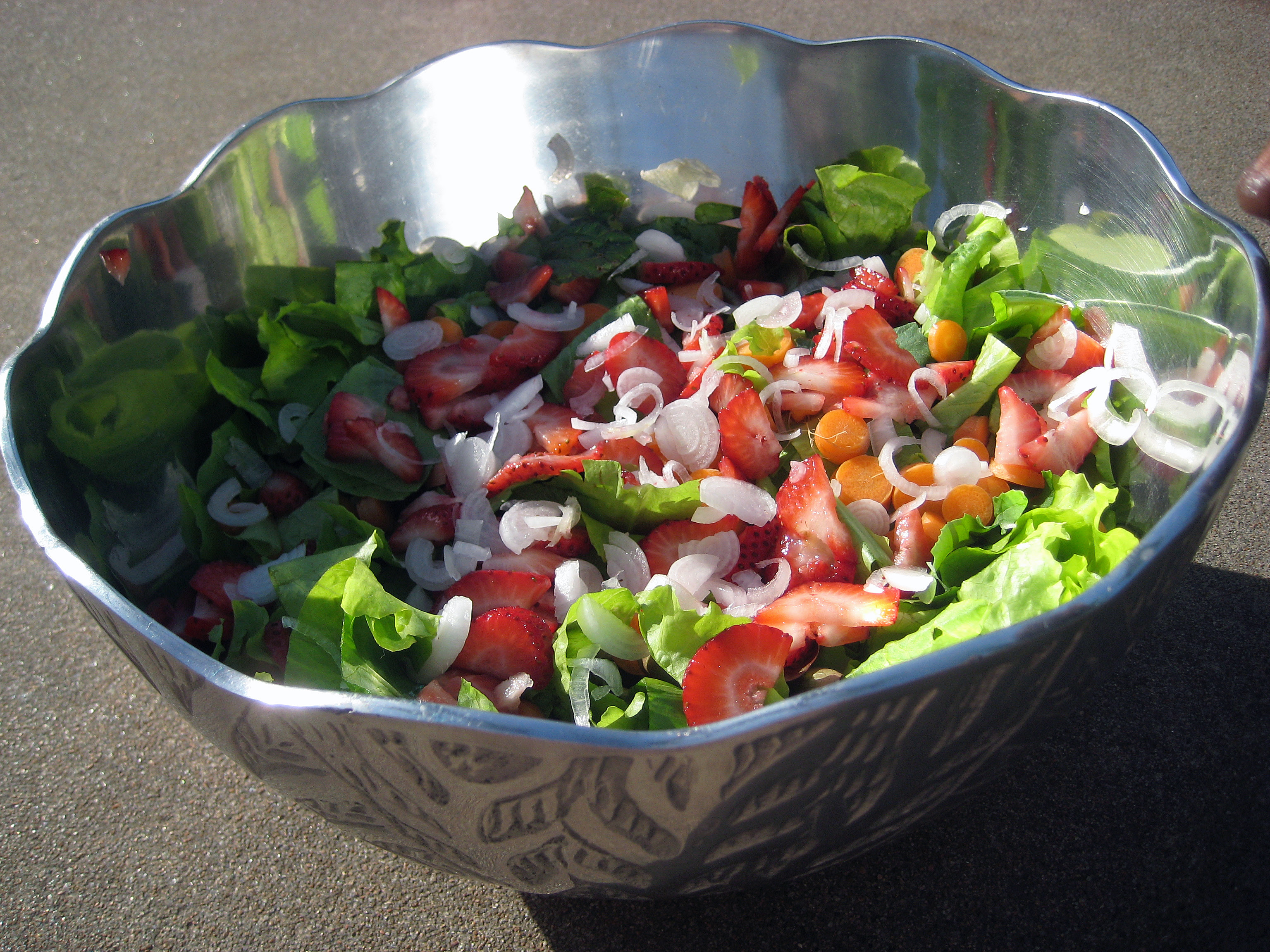 Another Day, Another Salad - 357/365