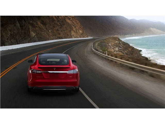 Auto Insurance Cost For Tesla Model S