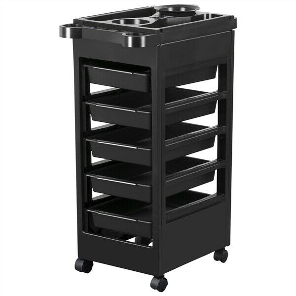 "32"" Beauty Salon Spa Styling Station Trolley Equipment ..."