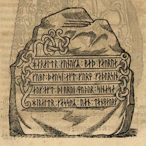 Danicorum monumentorum - Ole Worm - 1643 - 0354