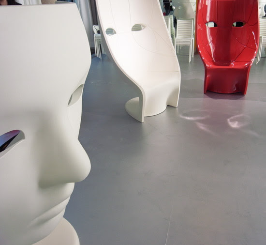 Milan Design Week 2010, Nemo, Fabio Novembre, diseño, decoracion, tecnologia, muebles