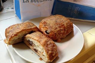 La Boulange - Chocolate Croissant