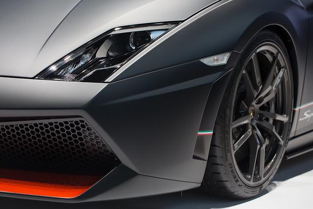 Mondial-auto de Paris 2012 Lamborghini Gallardo-LP-570-4 Edizione Tecnica