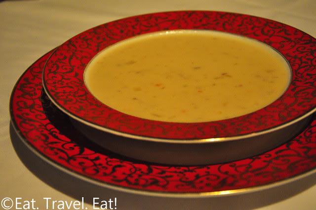 Sesame Grill: Clam Chowder