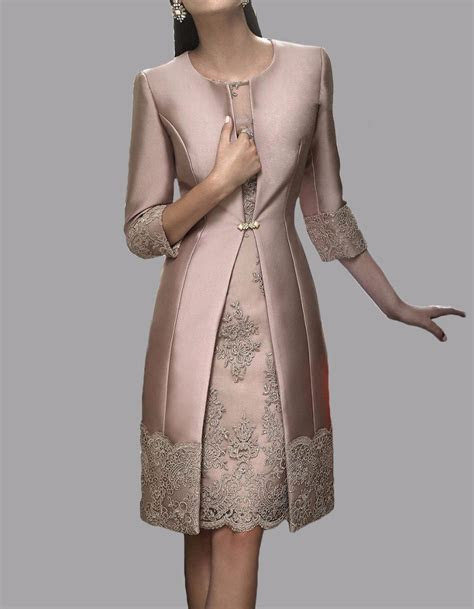 Wholesale Sheath Mother Of The Bride Lace Dresses With